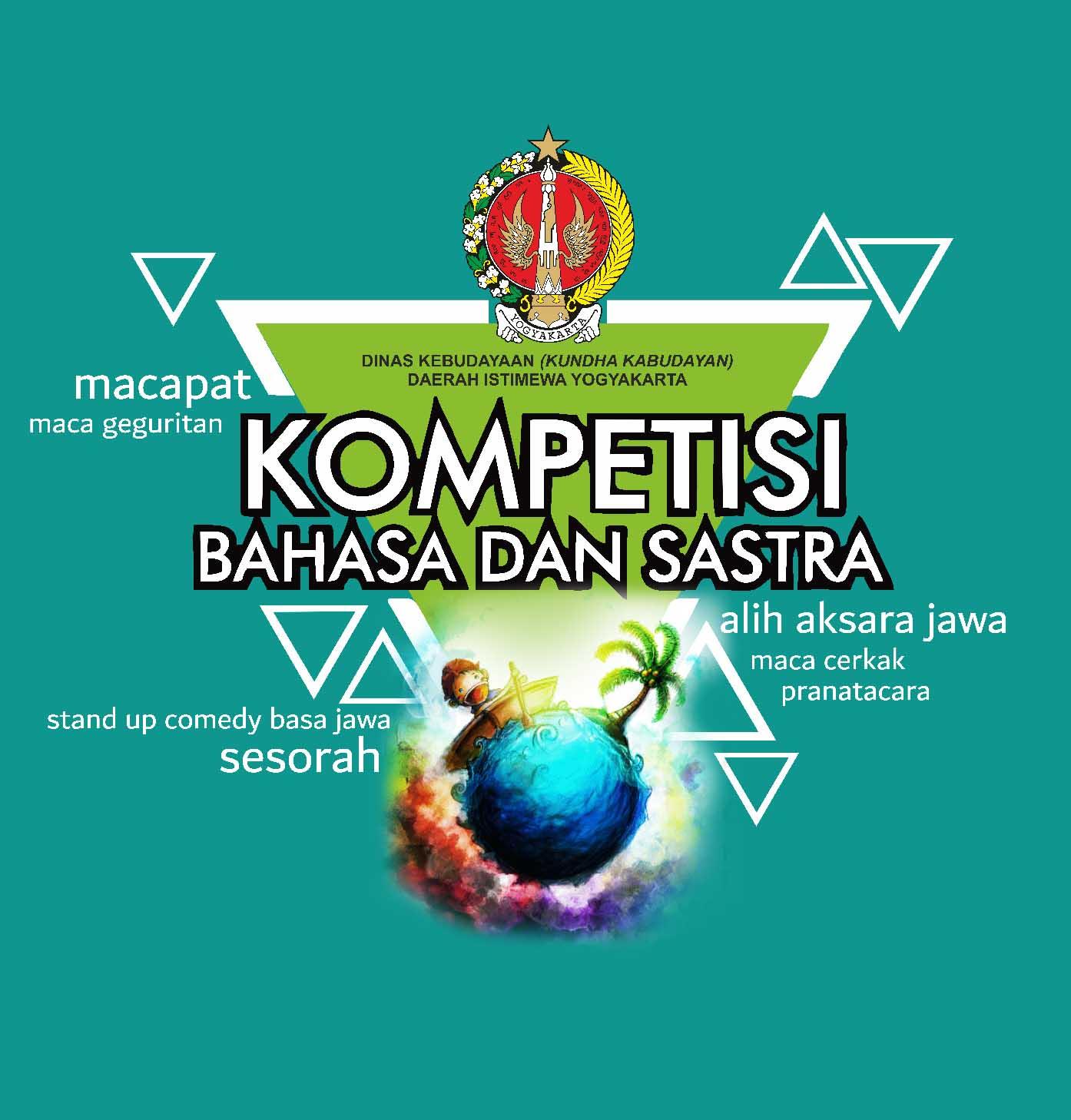 Juara Kompetisi Bahasa Dan Sastra